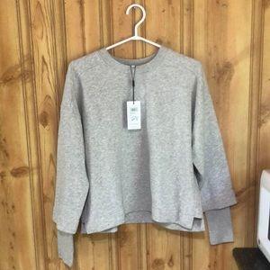 Grey Reiss sweater